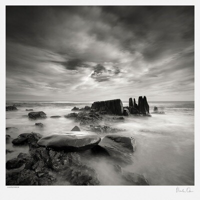 Classic Black and White | Castle Rock | Martin Osner