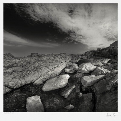 Classic Black and White | Black Valley No.2 | Martin Osner