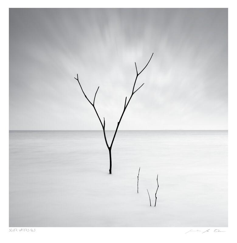 Silver Waters No.3   Ltd Ed   Samantha Lee Osner