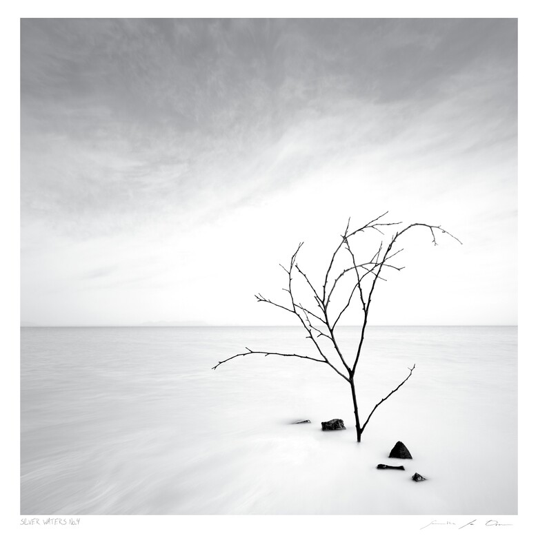 Silver Waters No.4   Ltd Ed   Samantha Lee Osner