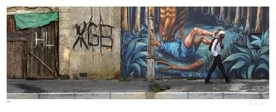 XGB   Street Art Impression   Martin Osner