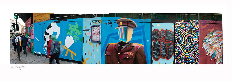 Painted Street - Behave | Sandy Mclea | Ltd Ed (10)