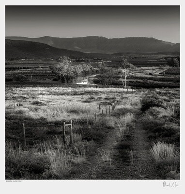Classic Black and White | Breede River Valley | Martin Osner