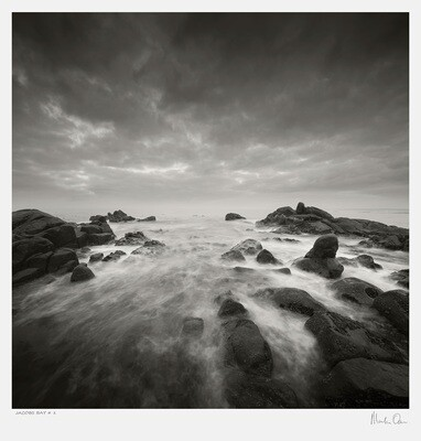 Classic Black and White | Jacobs Bay No.1 | Martin Osner