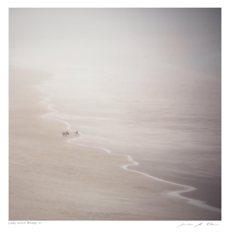 Long Beach Mirage No.1 | Samantha Lee Osner
