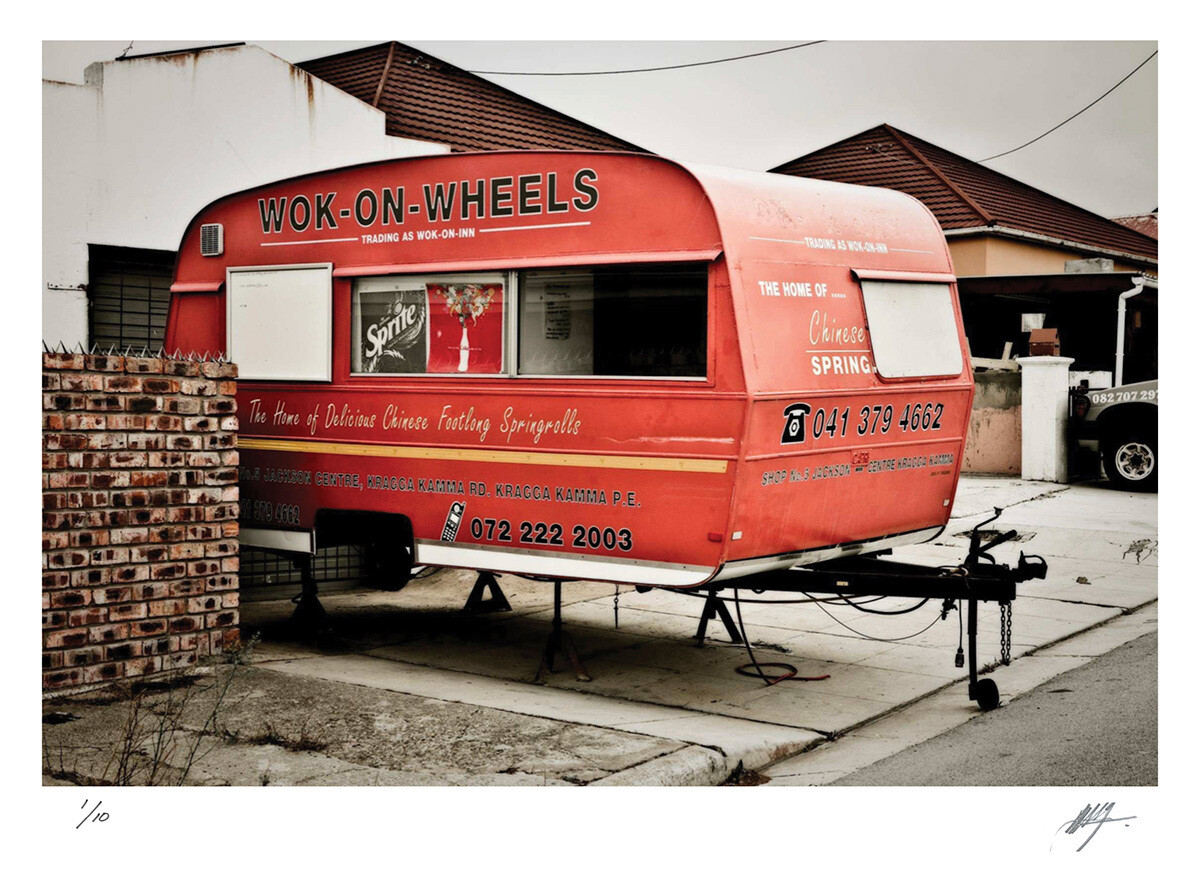 Wok on wheels | Port Elizabeth | Ed 10 | Harry De Zitter