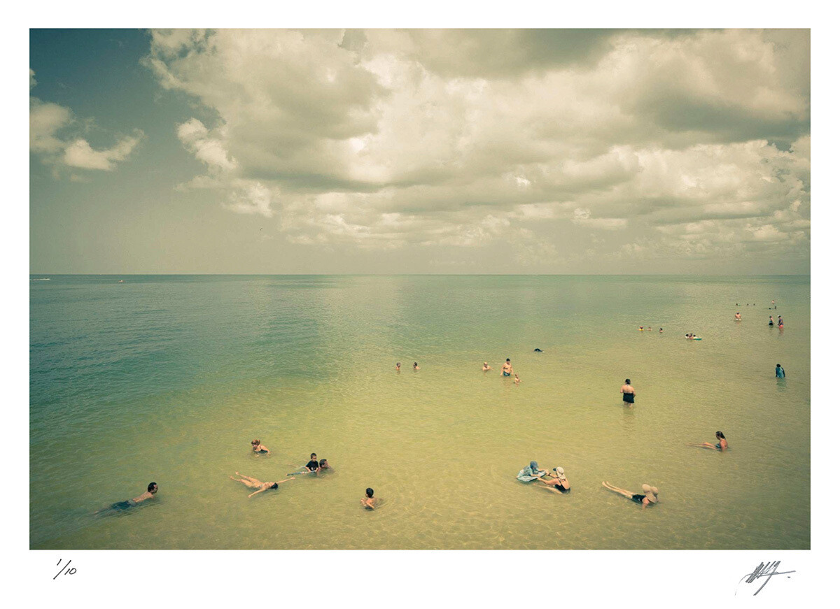 Summer days | Gulf of Mexico | Ed 10 | Harry De Zitter