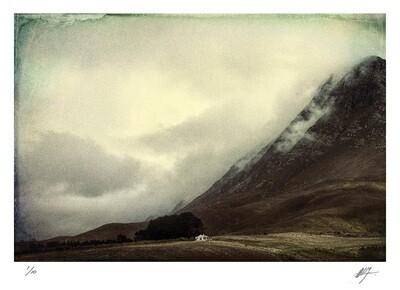Landscape with farmhouse | Hemel & Aarde Valley | Edition 10 | Harry De Zitter