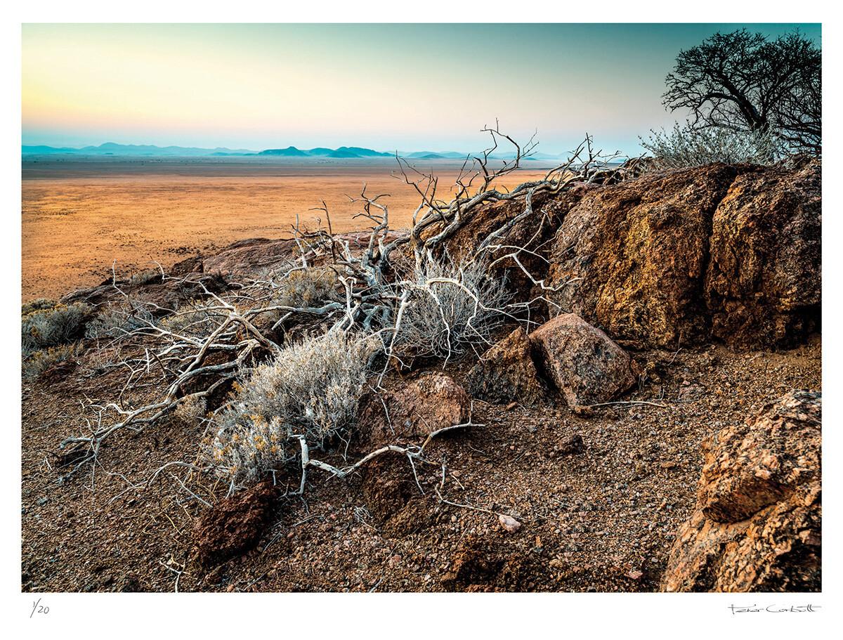 Kaokoland | Ed 20 | Peter Corbett