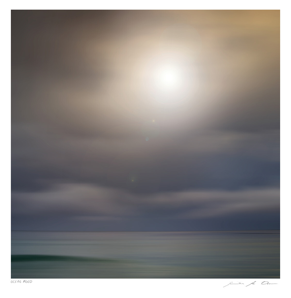 Ocean Mood | Samantha Lee Osner