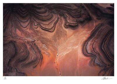 Desert Pattern No.2 | Edition 8 | Hougaard Malan