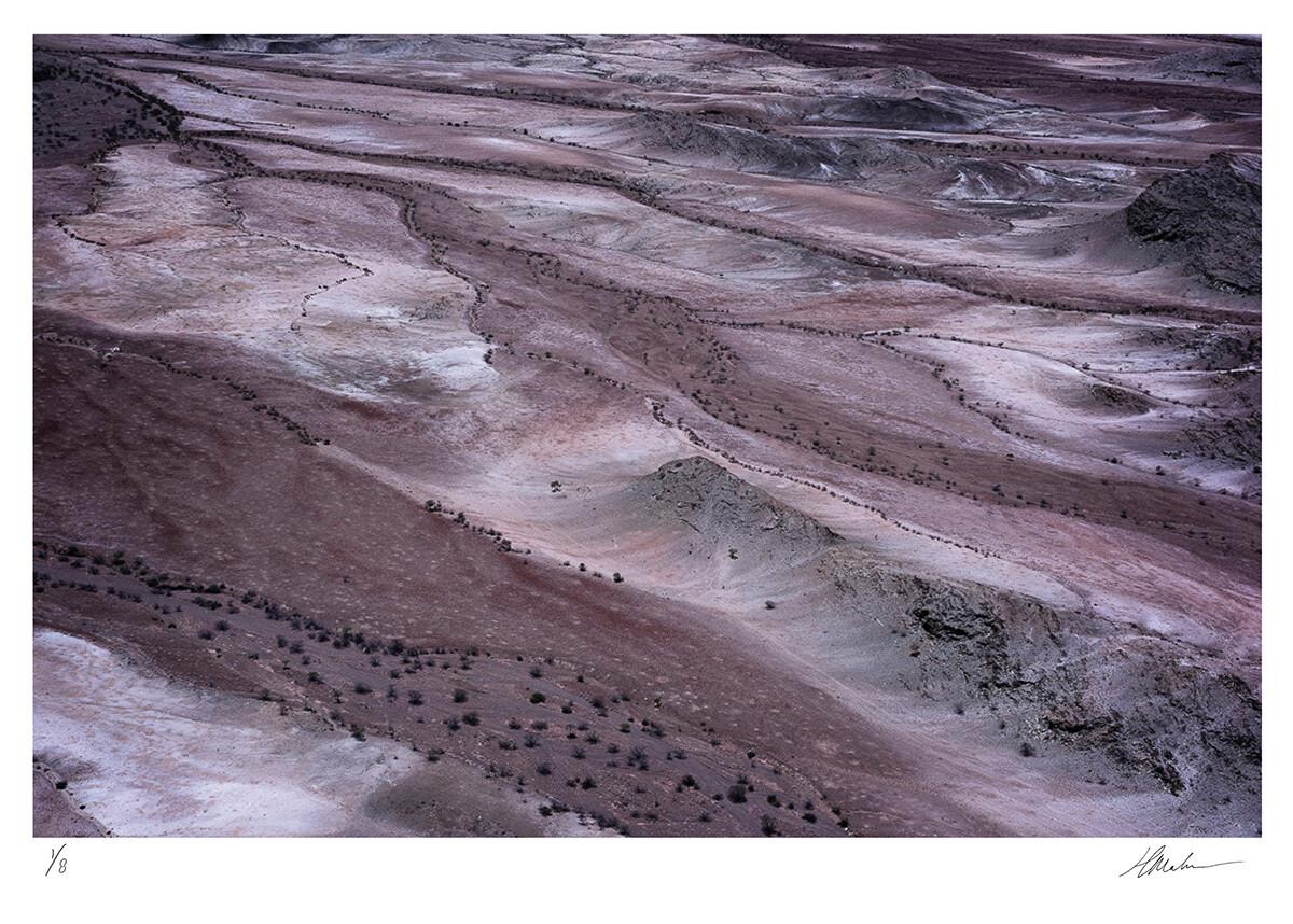 Desert Pattern No.4 | Edition 8 | Hougaard Malan