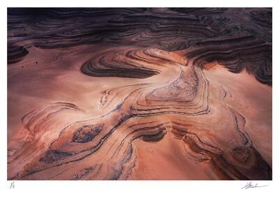 Desert Pattern No.6 | Edition 8 | Hougaard Malan