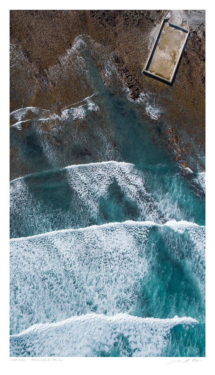 From Above | Impression of man No.2 | Samantha Lee Osner