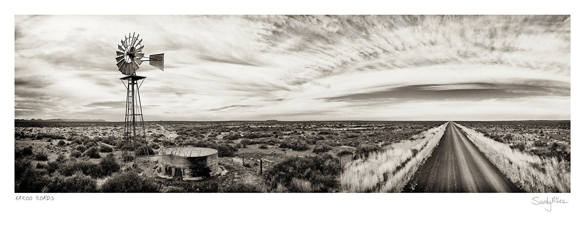 Karoo Road No.1 | Sandy Mclea