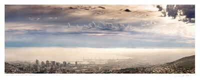 Classic Cape Town   Misty Morning Mood   Samantha Lee Osner