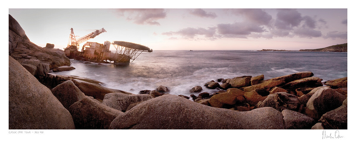 Classic Cape Town | Bos 400 | Martin Osner