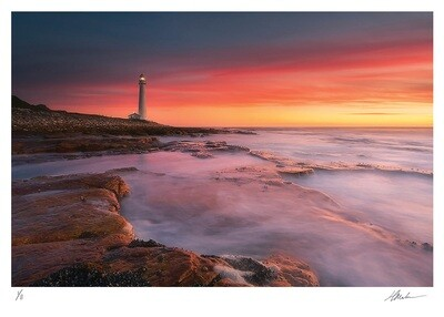 Slangkop Lighthouse | Ed 8 | Hougaard Malan