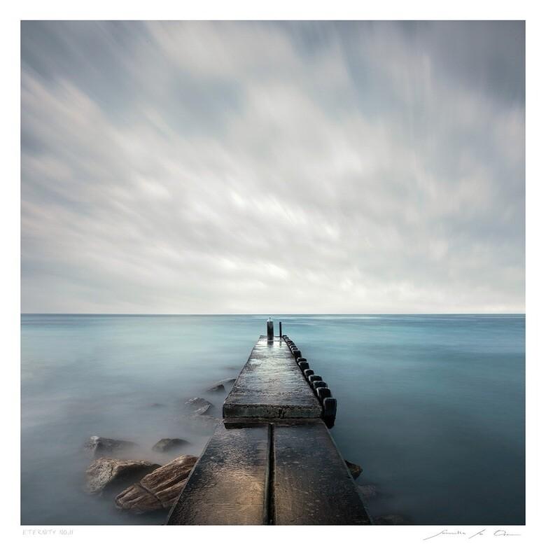 Eternity No.11 | Ltd Ed | Samantha Lee Osner