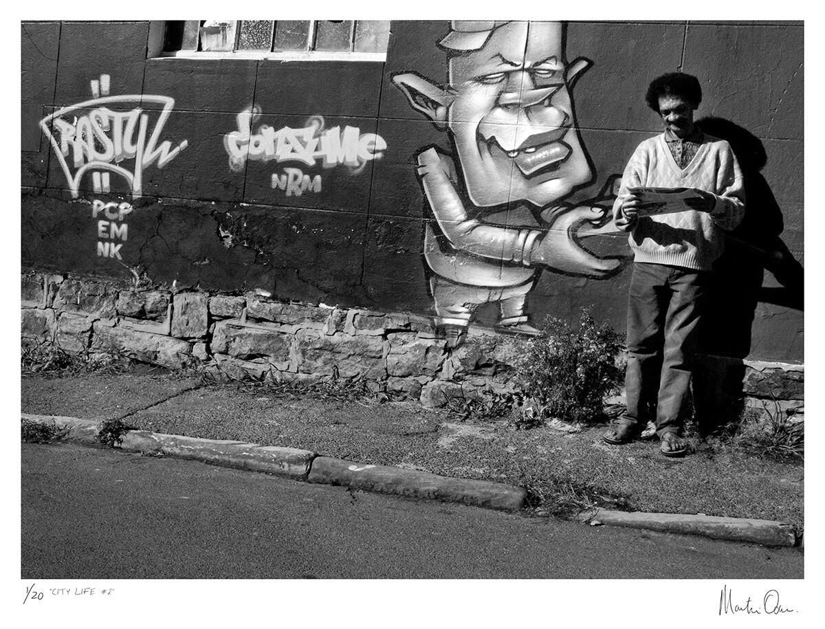 City Life No.2 | Ed 20 | Martin Osner
