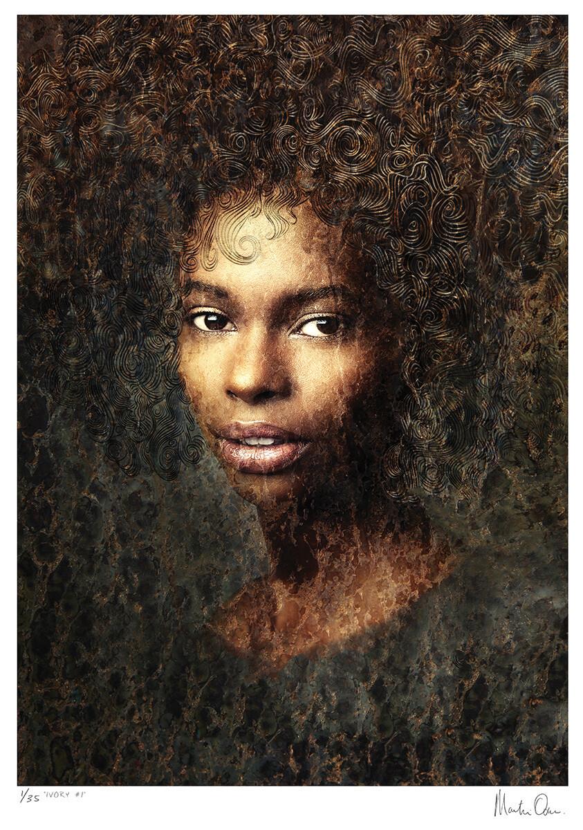 African Queen No.1 | Ed 35 | Martin Osner