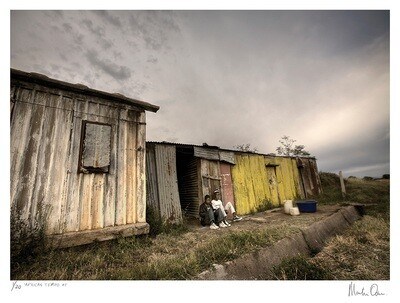 African Tempo No.1 | Ed 20 | Martin Osner