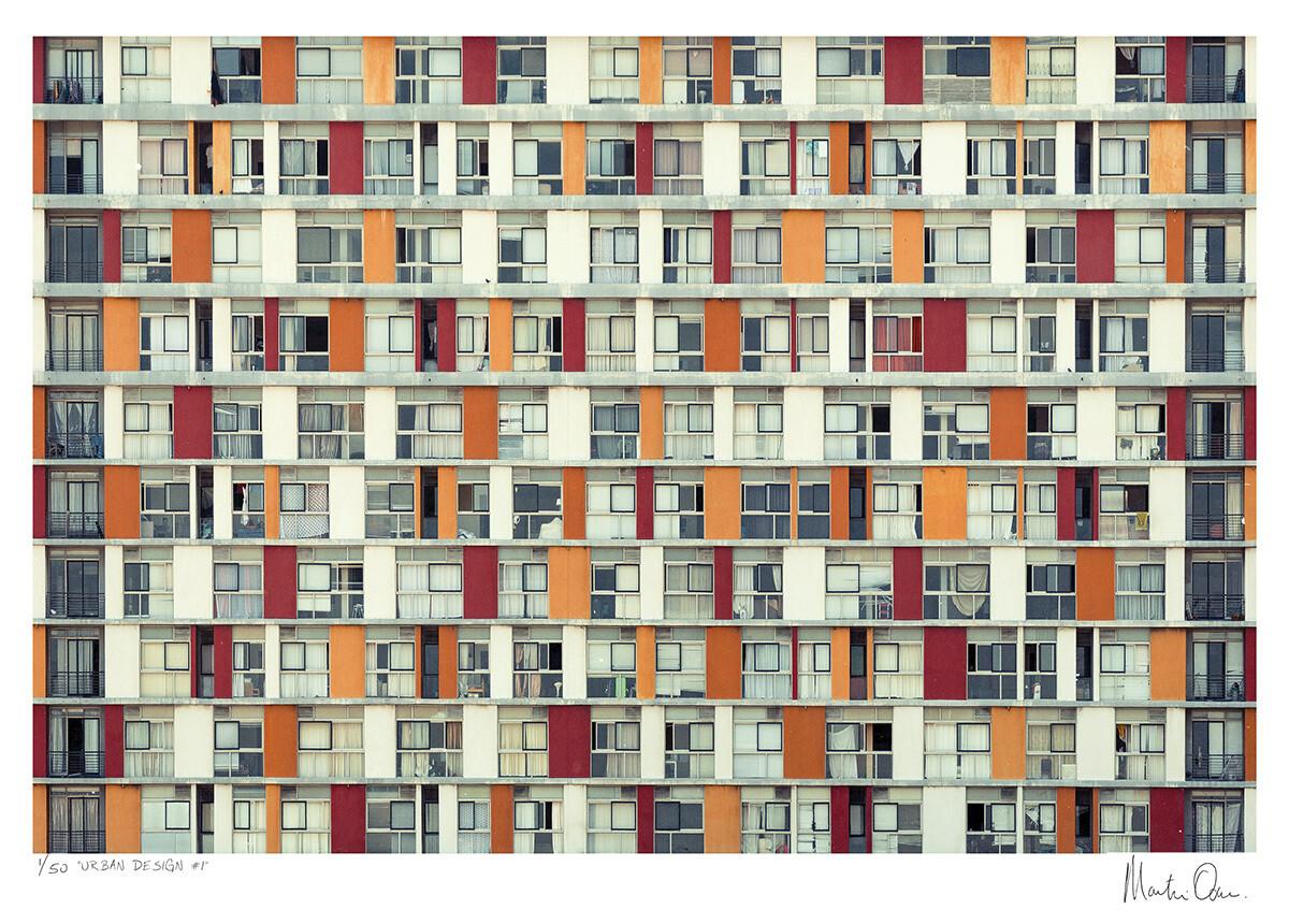 Urban Design | Ed 50 | Martin Osner
