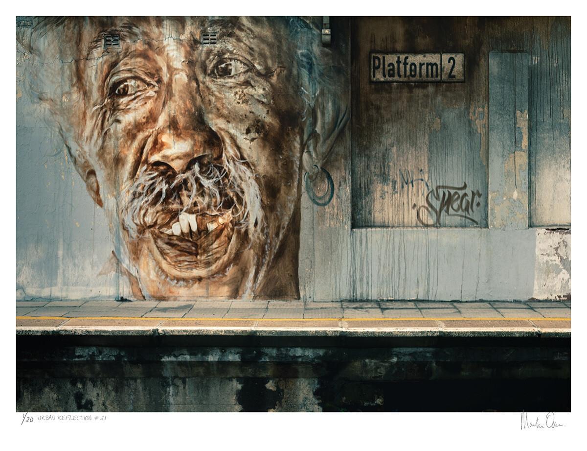 Urban Reflection No.21 | Ed 20 | Martin Osner