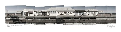 Panoramic Photomontage - Kalk Bay Station | Ed 30 | Sandy Mclea