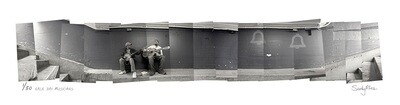 Panoramic Photomontage - Kalk Bay Musicians | Ed 30 | Sandy Mclea