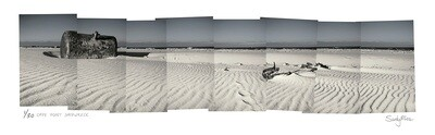 Panoramic Photomontage - Cape Point Shipwreck | Ed 30 | Sandy Mclea