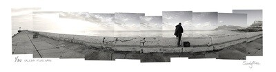 Panoramic Photomontage - Kalk Bay Fisherman | Ed 30 | Sandy Mclea