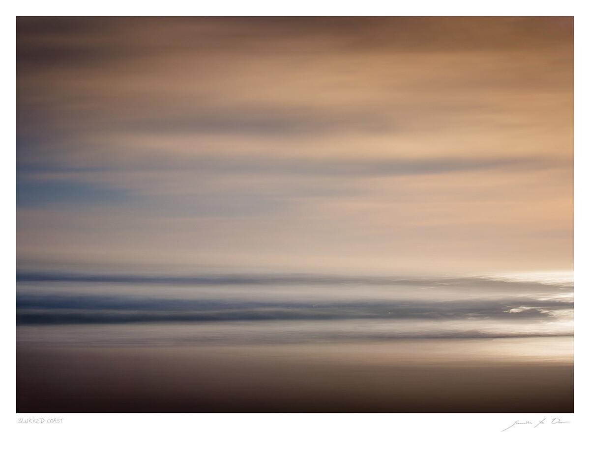 Blurred Coast | Samantha Lee Osner