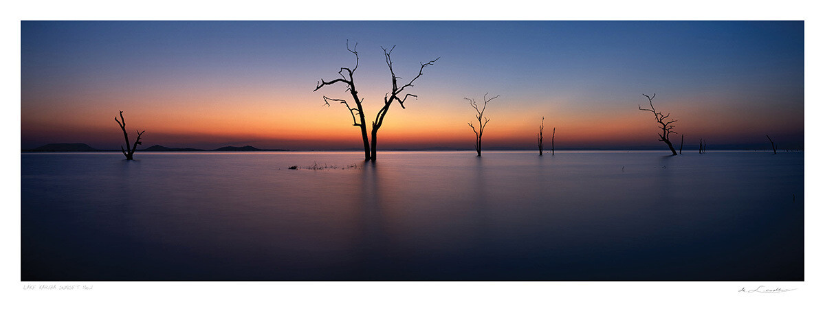 Lake Kariba Sunset No.2 | Ed 25 | Koos van der Lende