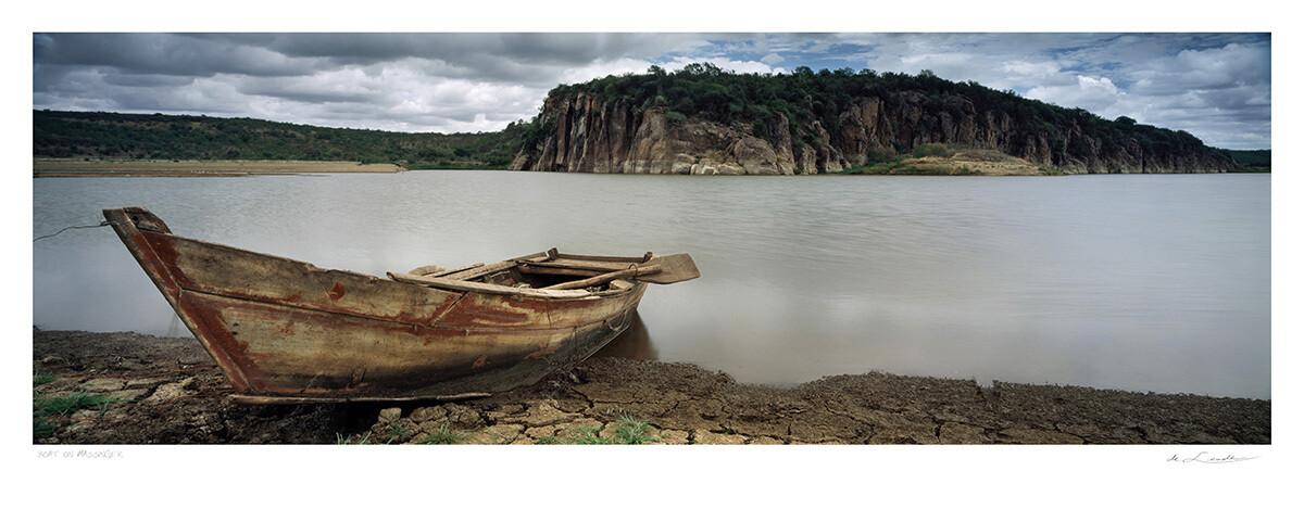 Boat on Massinger | Ed 25 | Koos van der Lende