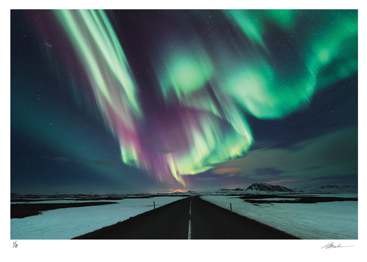 Northern Lights | Ed 8 | Hougaard Malan