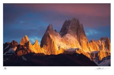 Andean Dawn | Ed 8 | Hougaard Malan