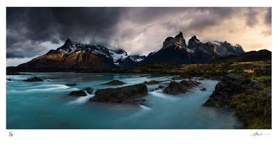 Cordillera del Paine | Ed 8 | Hougaard Malan