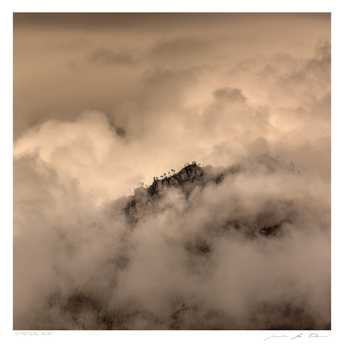 Ethereal Peak | Samantha Lee Osner