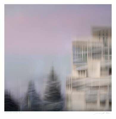 Concrete Facade No.3 | Samantha Lee Osner