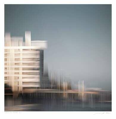 Concrete Facade No.1 | Samantha Lee Osner