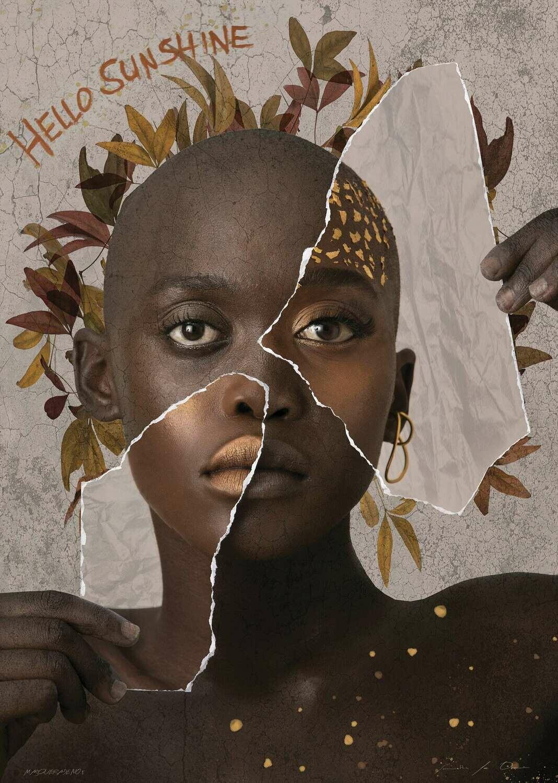 Masquerade No.1 | Ltd Ed (10) | Samantha Lee Osner