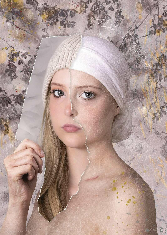 Masquerade No.2 | Ltd Ed (10) | Samantha Lee Osner