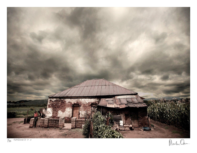 Abandoned No.3 | Ed 35 | Martin Osner