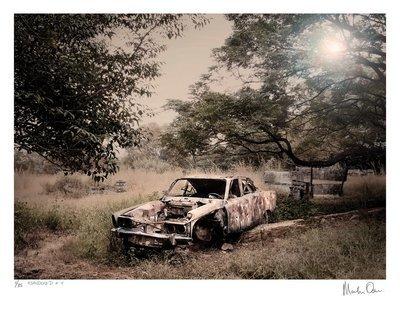 Abandoned No.4 | Ed 35 | Martin Osner