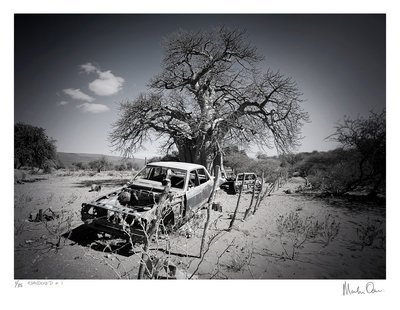 Abandoned No.7 | Ed 35 | Martin Osner