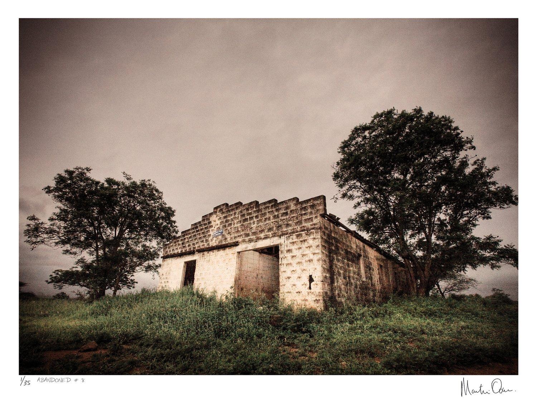 Abandoned No.8 | Ed 35 | Martin Osner