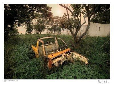 Abandoned No.9 | Ed 35 | Martin Osner