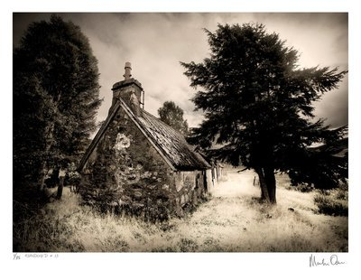 Abandoned No.13 | Ed 35 | Martin Osner