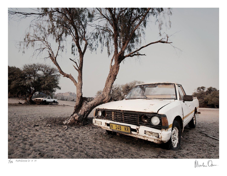 Abandoned No.14 | Ed 35 | Martin Osner